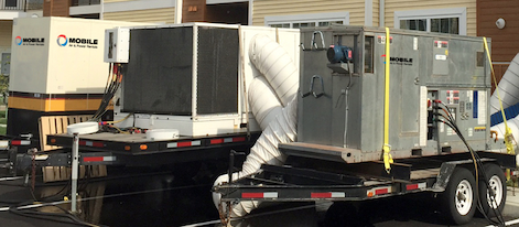 Dehumidification Rentals